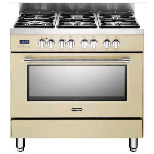 תנור משולב כיריים Delonghi NDS981VN דה לונגי