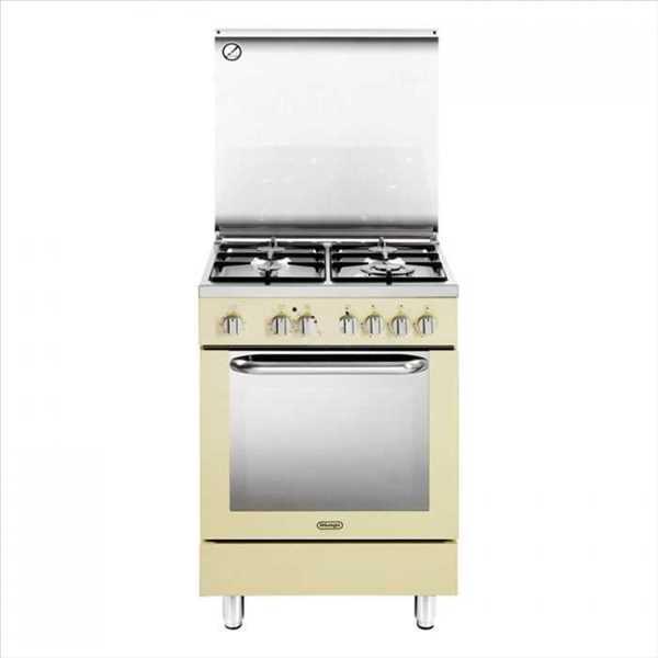 תנור משולב כיריים Delonghi NDS577VN דה לונגי