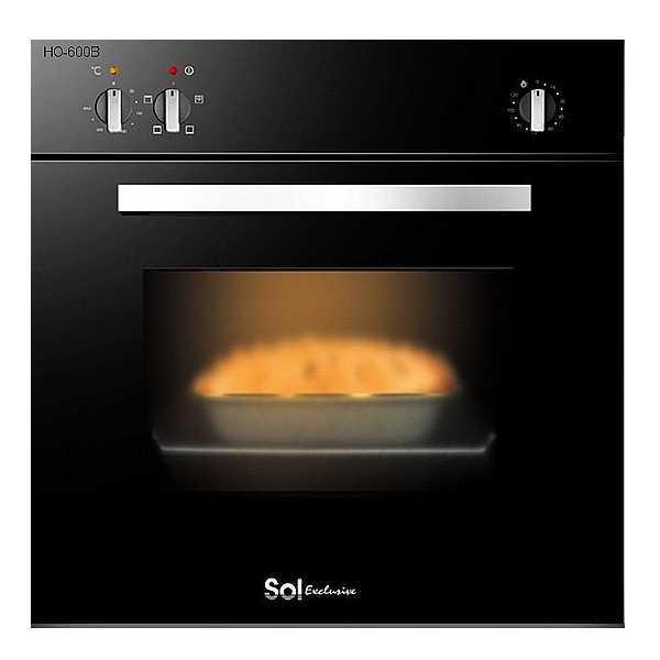 תנור בנוי Sol HO600B