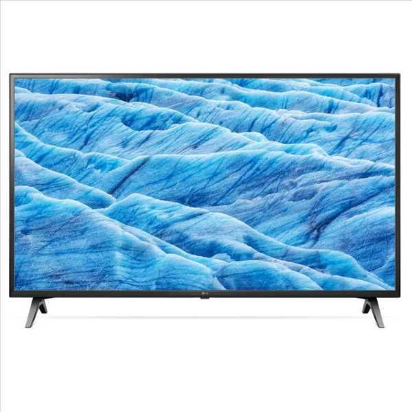 """טלוויזיה LG 75"""" Smart 4K 75UM7180 אל ג'י"""
