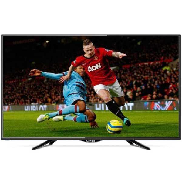 טלוויזיה Lenco LD-50AN4KEL UHD 4K SMART 50 אינטש לנקו