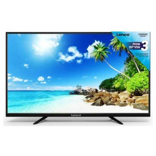 טלוויזיה Lenco LD50A4KD 4K 50 אינטש לנקו