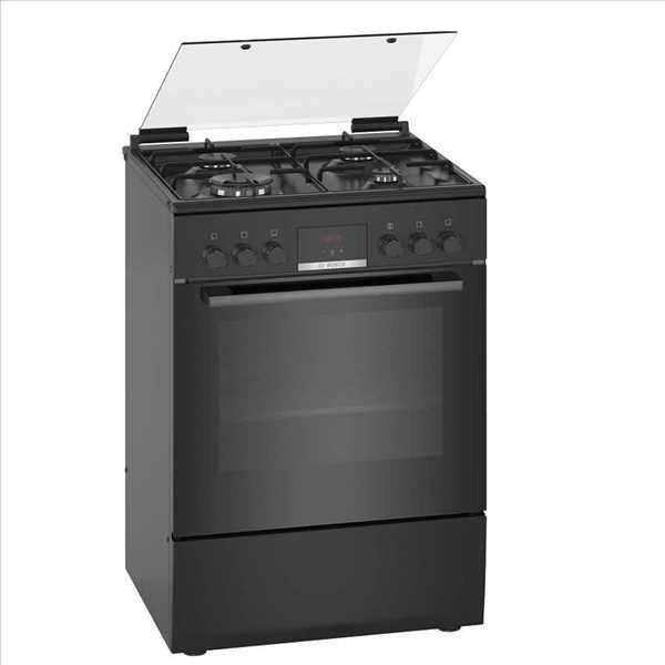 תנור שחור משולב HXR39IH61Y Bosch בוש