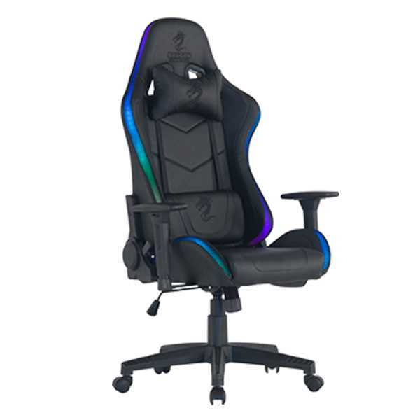 כיסא גיימינג Dragon Space Gaming Chair עם תאורה RGB
