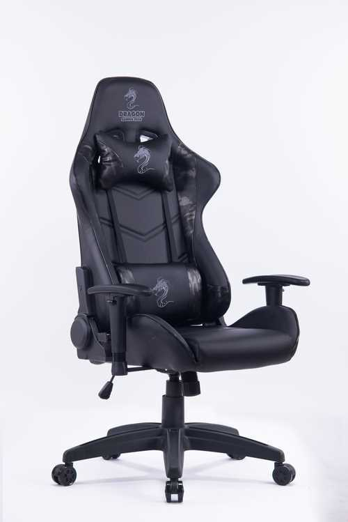 כיסא גיימנג Dragon Olympus צבע הסוואה