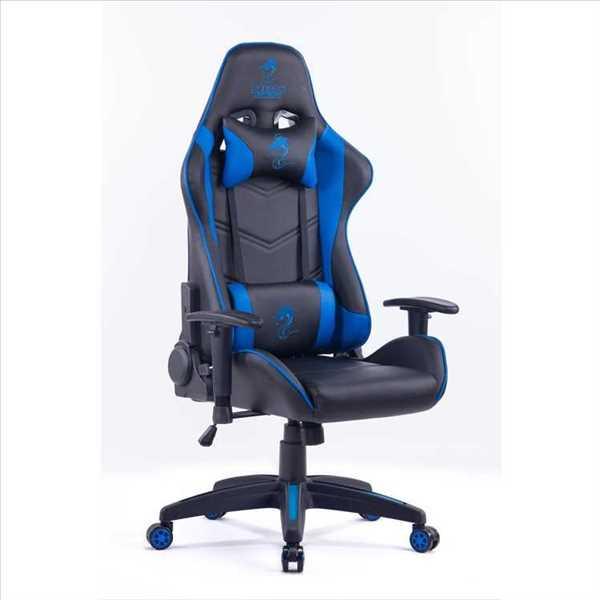 כיסא גיימנג Dragon Olympus צבע כחול