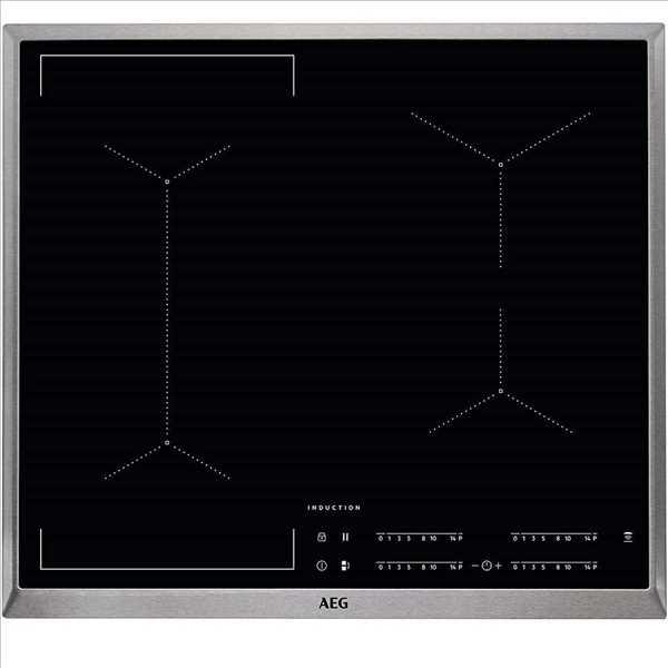 כיריים חשמליות AEG ike64441xb