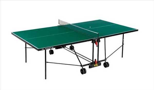 שולחן פינג פונג המתאים לשימוש חוץ 162OUT מבית Vo2