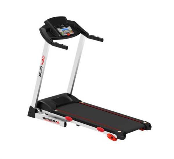 מסלול ריצה GENERAL FITNESS Slim430