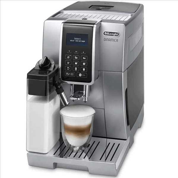 מכונת קפה דלונגי אספרסו Delonghi DINAMICA ECAM 350.75
