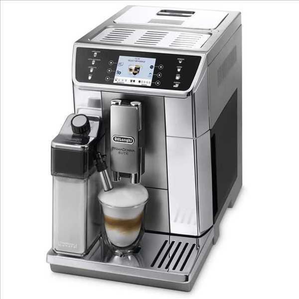 מכונת קפה דלונגי אספרסו Delonghi PRIMADONNA ELITE ECAM 650.55.MS