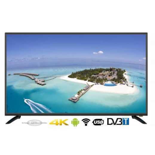 טלוויזיה Lenco LD43AN4K/EL 4K 43 אינטש