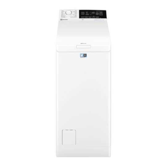 """מכונת כביסה פתח עליון Electrolux EW6T3622AM 6 ק""""ג אלקטרולוקס"""