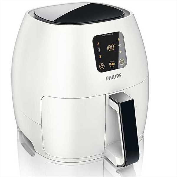 מכשיר טיגון ללא שמן Philips HD9240W פיליפס