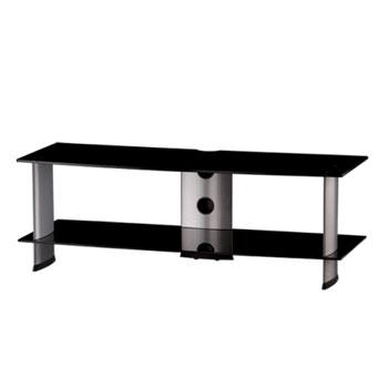 שולחן זכוכית ואלומיניום SONOROUS PL3110