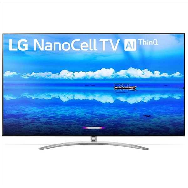 טלוויזיה דגם NANOCELL 4K SMART 65SM9500 65 אינטש LG אל ג'י