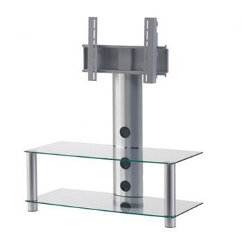 מעמד משולב זכוכית ואלומיניום SONOROUS PL2395