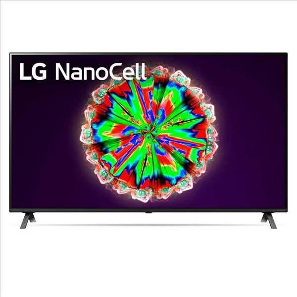 """טלוויזיה 4K SMART 55NANO80 """"55 תוצרת LG אל-ג'י"""