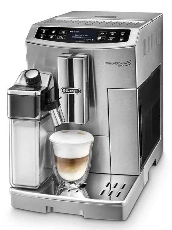מכונת אספרסו Delonghi ECAM510.55.M דה לונגי