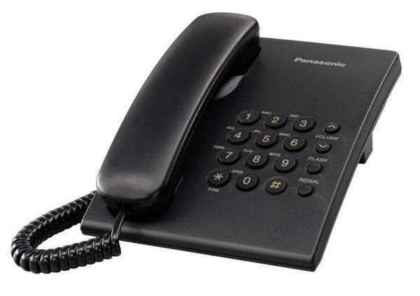 Panasonic KXTS500MX פנסוניק