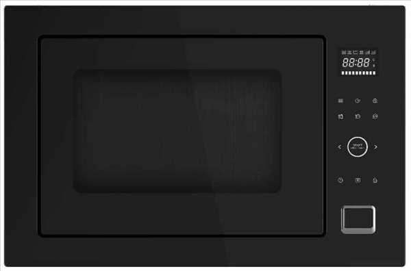 מיקרוגל דיגיטלי 34 ליטר משולב להתקנה בנויה Midea AC034BJS מידאה