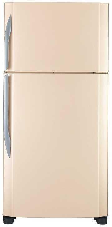 מקרר היברידי מקפיא עליון 473 ליטר בז' Sharp SJ2269BG שארפ
