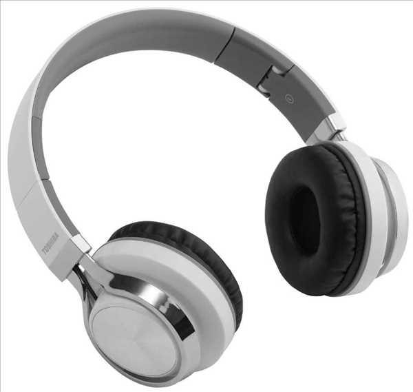 אוזניות אלחוטיות Bluetooth דגם TOSHIBA RZEBT200H-W טושיבה