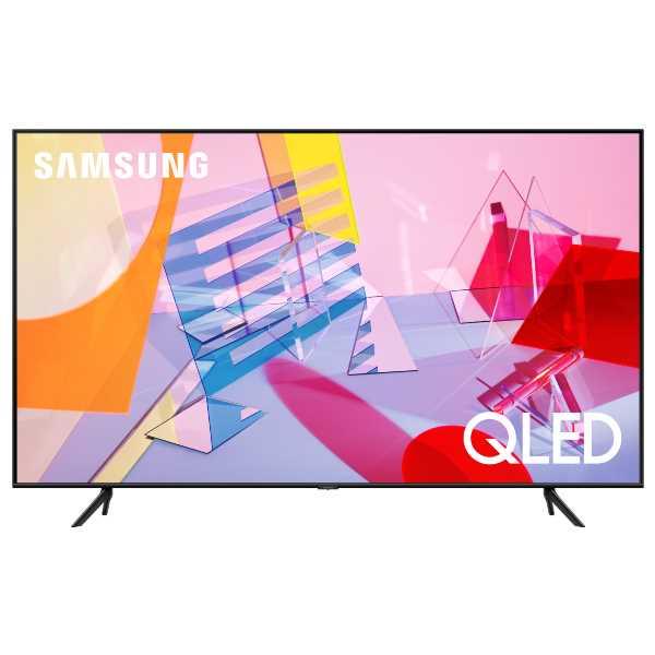 "טלוויזיה QLED ""85 דגם Samsung QE85Q60T סמסונג"