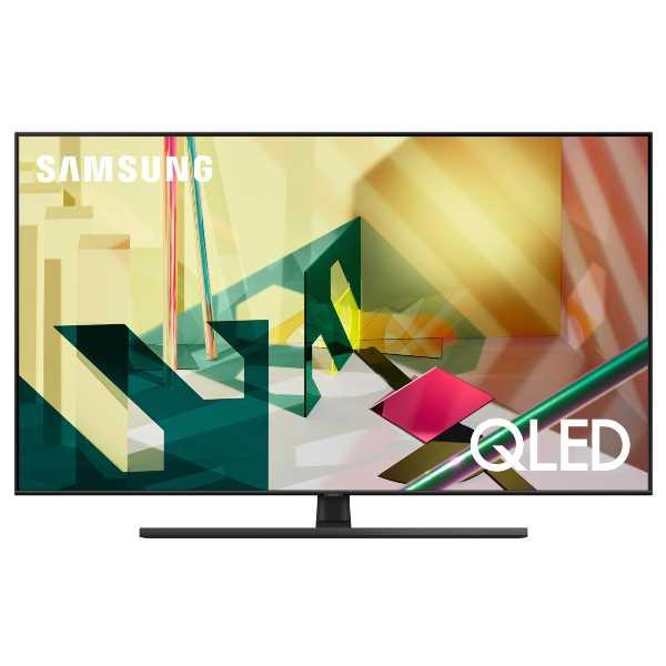 טלוויזיה Samsung QE75Q70T SMART QLED 4K 75 אינטש סמסונג