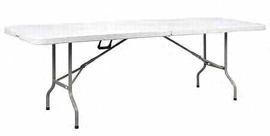 """שולחן אירוח ענק מתקפל 244 ס""""מ מבית Australia Camp"""