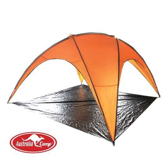 """אוהל גזיבו לים 300X300X180 ס""""מ תוצרת Australia Camp"""