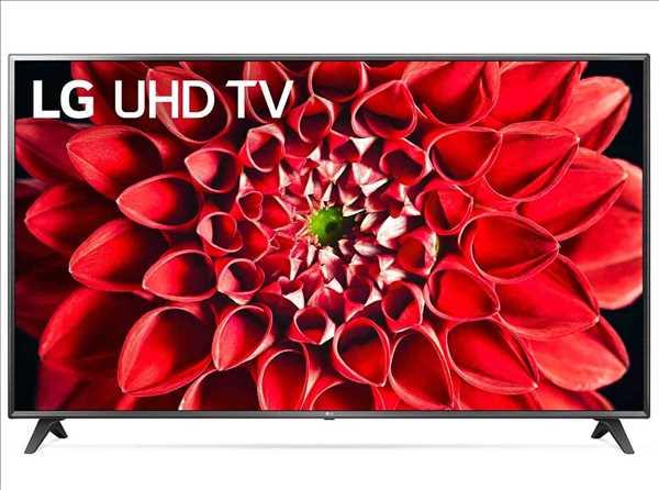 "טלוויזיה 75"" דגם LG SMART UHD 4K 75UN7180 אל ג'י"