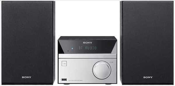 מערכת סטריאו Sony CMT-SBT20 סוני