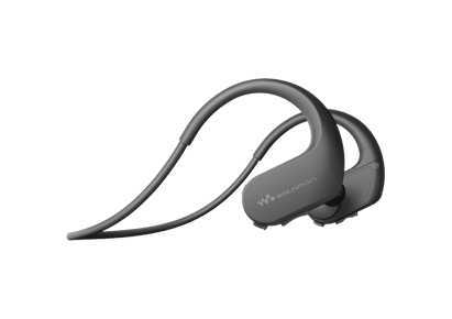 אוזניות הכוללות נגן ספורט Sony NW-WS413B סוני