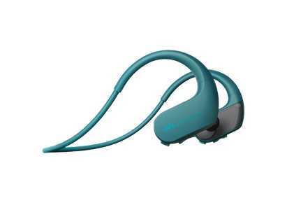 אוזניות הכוללות נגן ספורט Sony NW-WS413L סוני