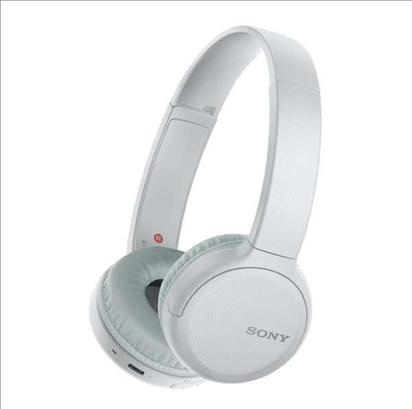 אוזניות Sony WH-CH510W Bluetooth סוני
