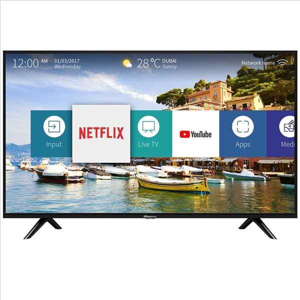טלוויזיה Hisense 40B6000IL Full HD 40 אינטש הייסנס