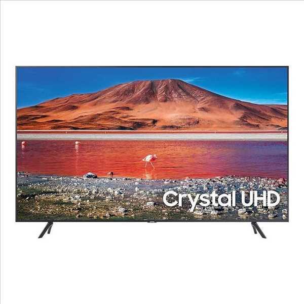 """טלוויזיה Samsung 58"""" Smart LED UE58TU7100 סמסונג"""