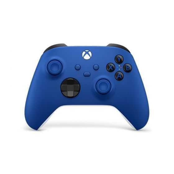 בקר XBOX Series S / X אלחוטי צבע כחול לבן מכירה מוקדמת
