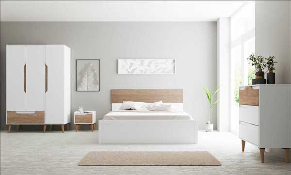חדר שינה דגם KingStone מבית MY CASA