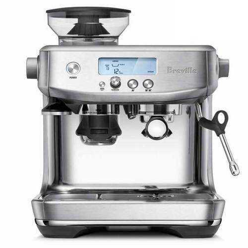 מכונת קפה Breville BES878 BARISTA PRO ברוויל
