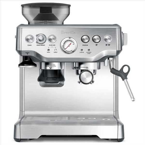 מכונת קפה Breville BES870 ExpressTM ברוויל