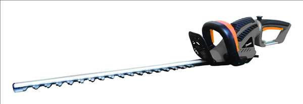 גוזם גדר חי חשמלי Hunter 620W 103000-001 האנטר