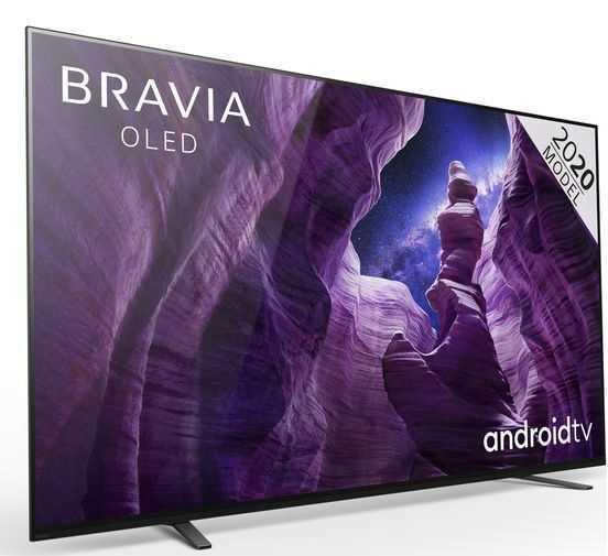 טלוויזיה 65 אינטש Sony KD65A8BAEP 4K OLED סוני
